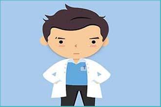 中年男人白癜风病发后的症状有哪些